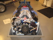 Front Top of Engine
