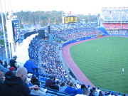 seats at dodger stadium