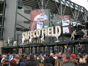 Mad-House at Safeco Field