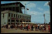 Municipal Stadium Kansas City A's