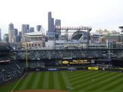 Safeco Field--Seattle, WA--5/9/08