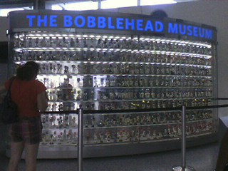 The Bobblehead Musuem @ Marlins Park