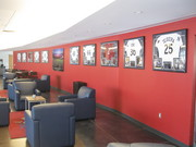Inside the Club level