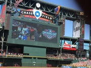 Opening Day at Chase Field 4/2/2017