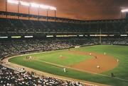 Ballparks Visited
