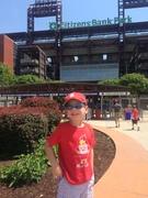 Little guys third MLB ballpark