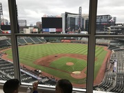 SunTrust Park press box