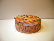 """cookie caskets """"colors"""""""