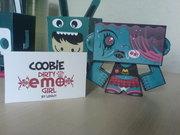 Coobie Dirty Emo Girl