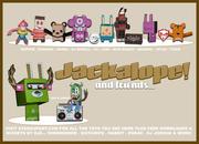 JACKALOPE & Friends...