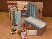 Action Figure Doctor Office Equipment