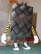 "Wallman Custom ""Workman"" (Shin X one23)"