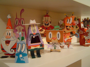 Custompapertoys family