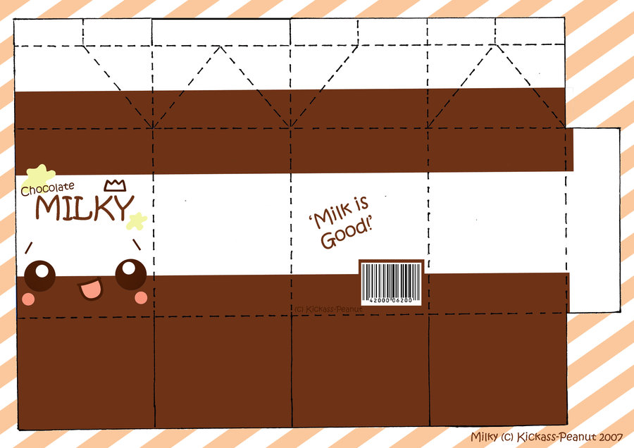 Choco_Milky_PaperCraft_by_kickass_peanut