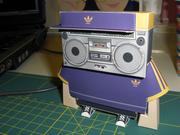"BOXY Custom ""BOOM""BOXY (Shin X one23)"