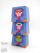 Paper Totem! x Triclops
