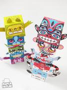 Paper Totem! - The First Twenty