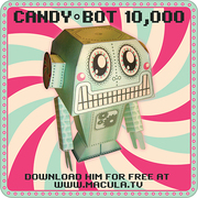 Candy Bot 10000