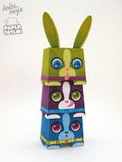 Paper Totem! x Anita Mejia