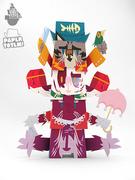Paper Totem! x Morgan Gleave