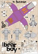 urban bear boy part1