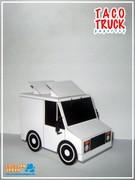 taco truck blank