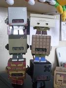 CardBoy Figures (The collection so far!)