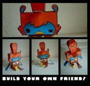 Build your friend By Skaffa