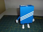 """Wallman Custom """"BOXFRESH"""" - SHIN X CTRLR 07"""