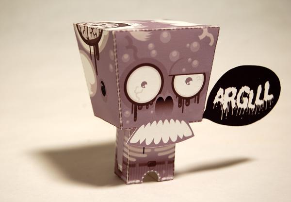 zombie 3 • by jerom