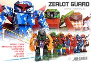 Zealot Guard Artists Series 01