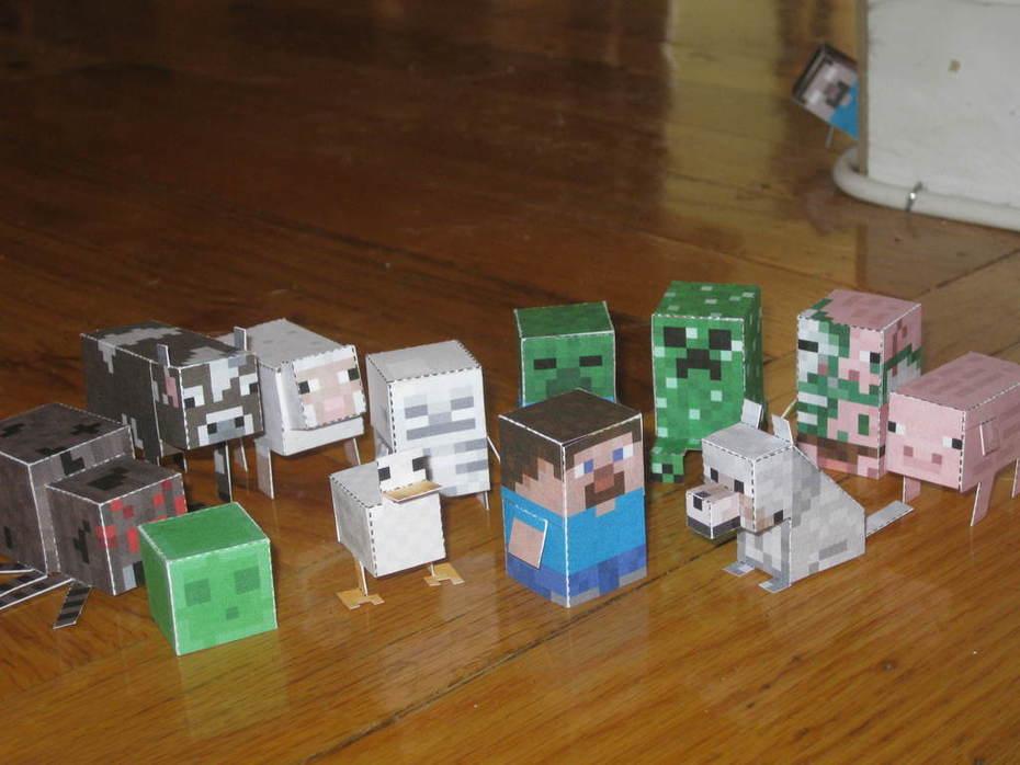 Minecraft Minis