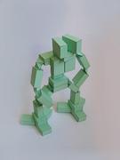 Boxbot half