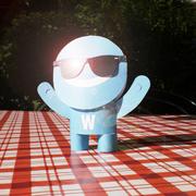 My name is Woaster……Petit Woaster !