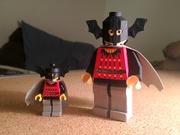 LEGO paperfigure