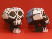 Oogie Boogie's Lair Skull