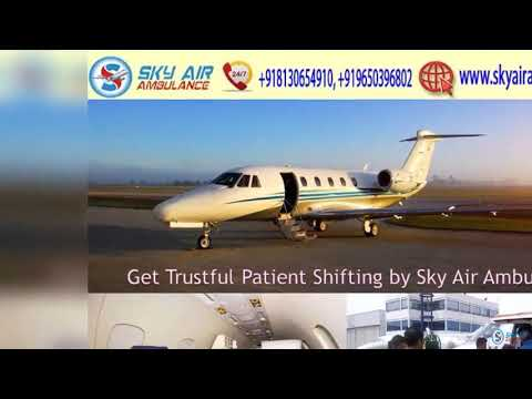 Receive 24 hour Patient shifting in Siliguri by Sky Air Ambulance