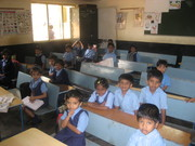 First Graders in Mysore