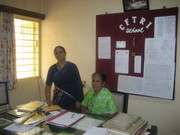 Principal and Lead Teacher