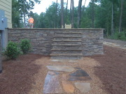 Set of steps I built