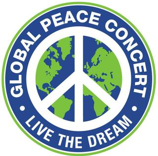 Global Peace Concert Inc. official logo