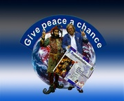 Give Peace Achim & Jolly