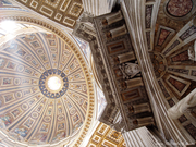 St Peters Dome - Vatican