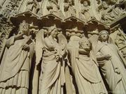 Notre Dame - Statues