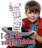 I do magic trick for a living