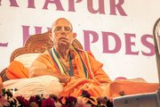 70th Vyasa Puja of His Holiness Jayapataka Swami at ISKCON Mayapur