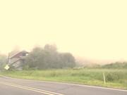 Foggy Old House