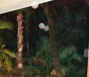 Orbs at the Angel Callings Sanctuary