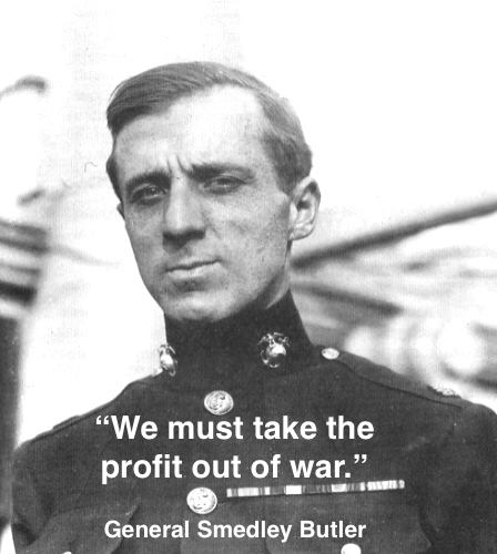 Take the Profit Out of War