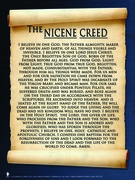Nicene Creed 325AD